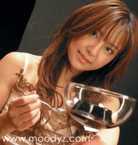 「鈴木麻奈美 精子飲む。」コーヒーゼリー食ザー