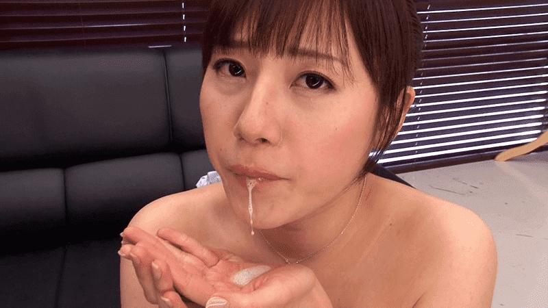 「ナカダシby女教師 長澤あずさ」口内射精