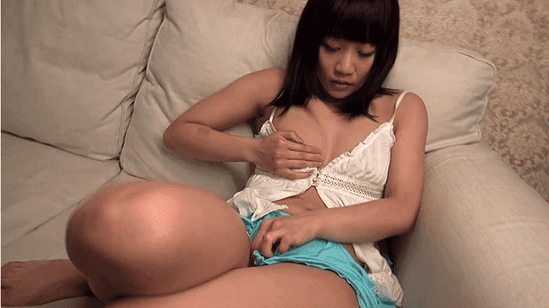 「ザーメンごっくん精飲専用変態姉妹」篠宮ゆりのオナニー