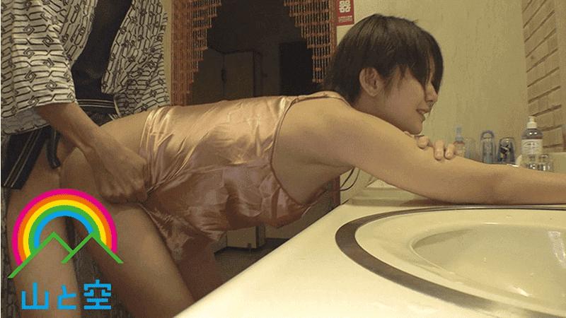 「フェラ友ごっくん一泊二日デート Special Thanks Edition 深田結梨」洗面所でセックス